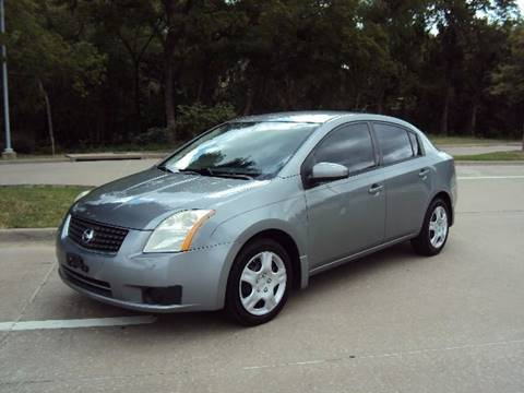 2007 Nissan Sentra for sale at ACH AutoHaus in Dallas TX