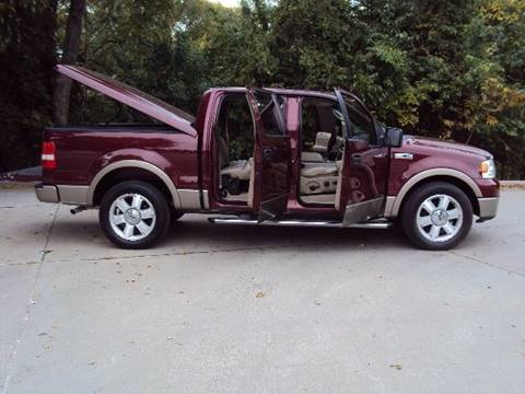 2006 Ford F-150 for sale at ACH AutoHaus in Dallas TX