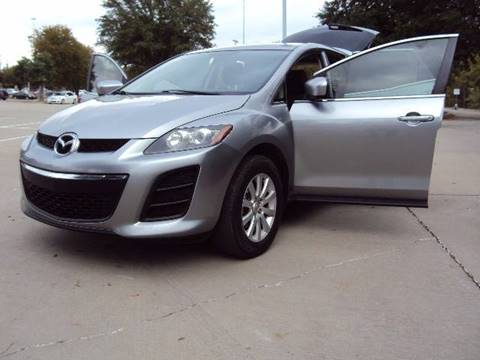 2010 Mazda CX-7 for sale at ACH AutoHaus in Dallas TX
