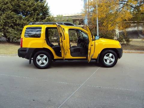 2005 Nissan Xterra for sale at ACH AutoHaus in Dallas TX