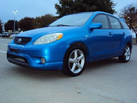 2007 Toyota Matrix for sale at ACH AutoHaus in Dallas TX