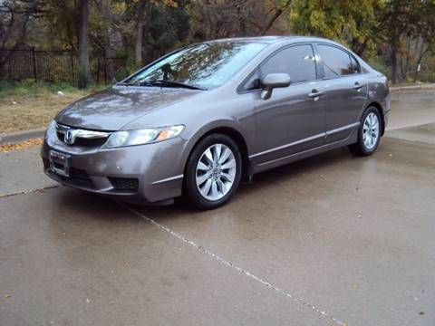 2009 Honda Civic for sale at ACH AutoHaus in Dallas TX