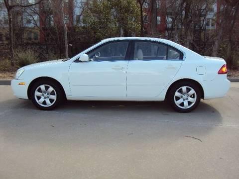 2007 Kia Optima for sale at ACH AutoHaus in Dallas TX