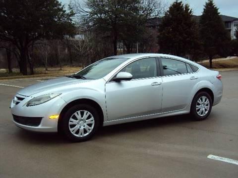 2011 Mazda MAZDA6 for sale at ACH AutoHaus in Dallas TX