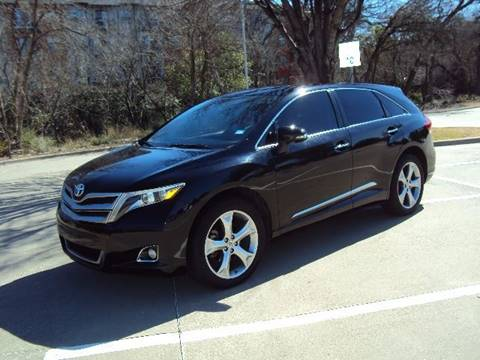 2013 Toyota Venza for sale at ACH AutoHaus in Dallas TX