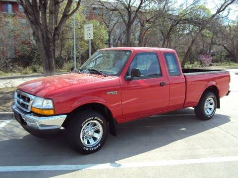 2000 Ford Ranger for sale at ACH AutoHaus in Dallas TX