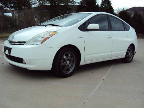 2009 Toyota Prius for sale at ACH AutoHaus in Dallas TX