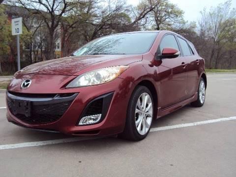 2010 Mazda MAZDA3 for sale at ACH AutoHaus in Dallas TX