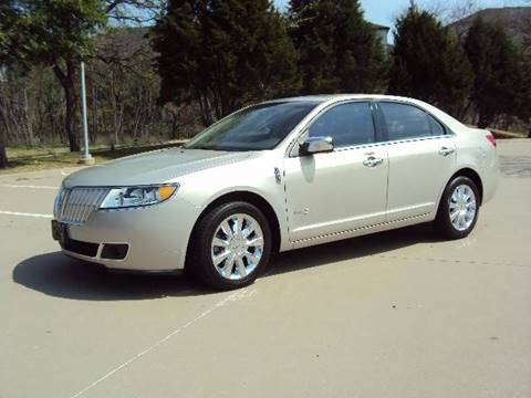 2010 Lincoln MKZ for sale at ACH AutoHaus in Dallas TX