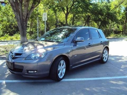 2008 Mazda MAZDA3 for sale at ACH AutoHaus in Dallas TX