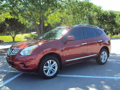 2012 Nissan Rogue for sale at ACH AutoHaus in Dallas TX