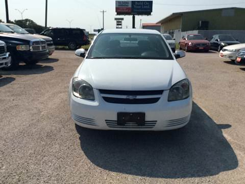2010 Chevrolet Cobalt for sale at Hunkle Auto in Van Alstyne TX