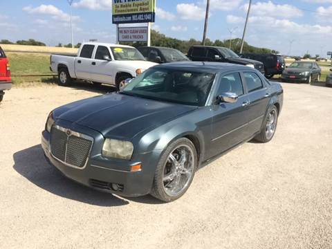 2005 Chrysler 300 for sale at Hunkle Auto in Van Alstyne TX