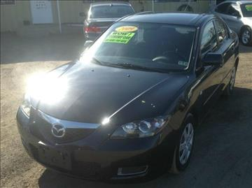 2009 Mazda MAZDA3 for sale at Hunkle Auto in Van Alstyne TX