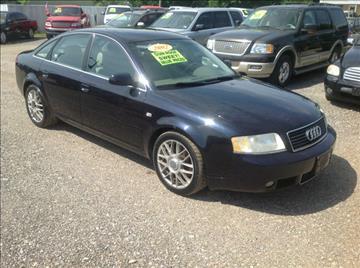2002 Audi A6 for sale in Van Alstyne, TX