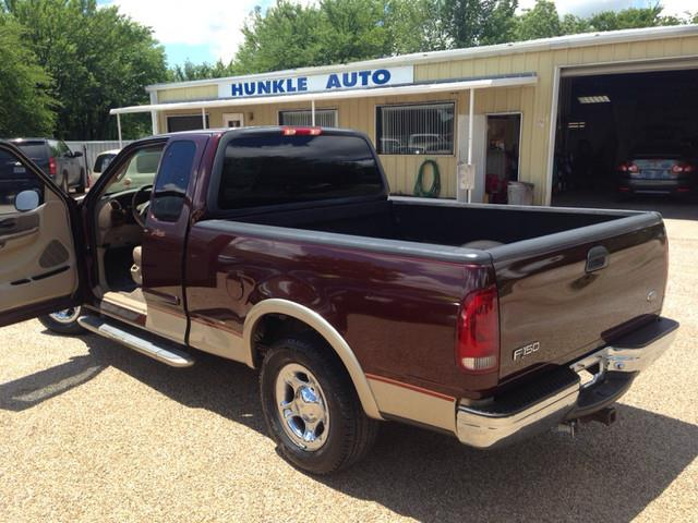 Ford Dealership Plano >> 2000 Ford F-150 Lariat In Van Alstyne TX - Hunkle Auto