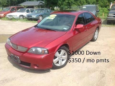 2006 Lincoln LS for sale in Van Alstyne, TX