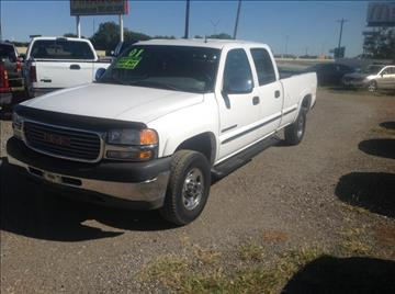 2001 GMC Sierra 2500HD for sale in Van Alstyne, TX