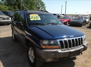 2002 Jeep Grand Cherokee for sale in Van Alstyne, TX