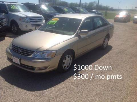 2004 toyota avalon for sale in texas. Black Bedroom Furniture Sets. Home Design Ideas