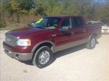 2006 Ford F-150 for sale in Van Alstyne, TX