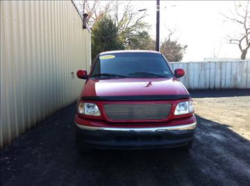 2001 Ford F-150 for sale in Van Alstyne, TX