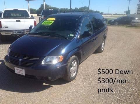 2005 Dodge Grand Caravan for sale at Hunkle Auto in Van Alstyne TX