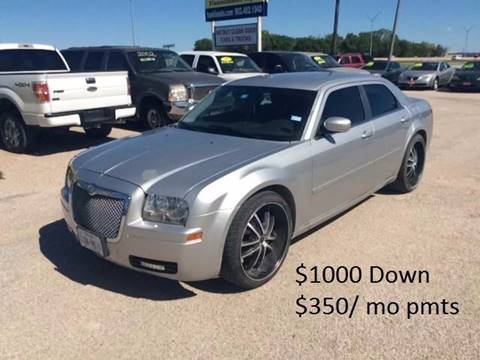 2006 Chrysler 300 for sale at Hunkle Auto in Van Alstyne TX
