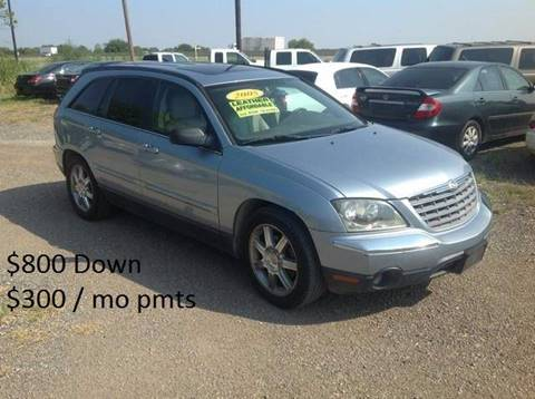 2005 Chrysler Pacifica for sale at Hunkle Auto in Van Alstyne TX