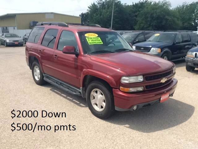 2006 Chevrolet Tahoe for sale at Hunkle Auto in Van Alstyne TX