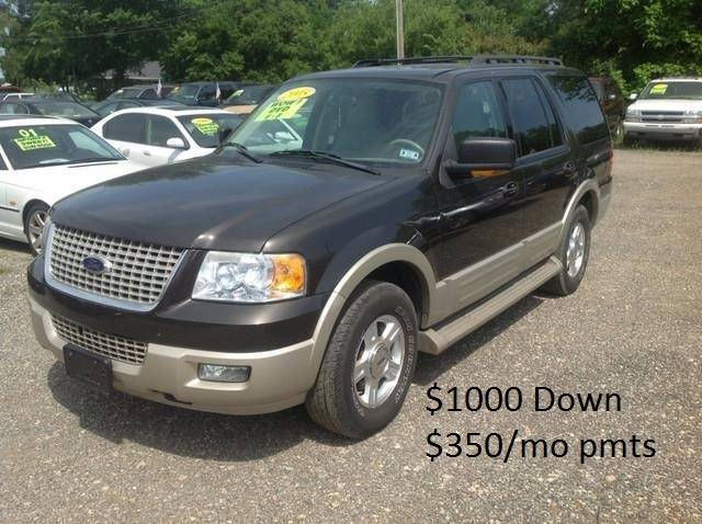 2005 Ford Expedition for sale at Hunkle Auto in Van Alstyne TX