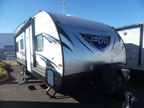 2018 Forest River Cruise Lite Toy Hauler