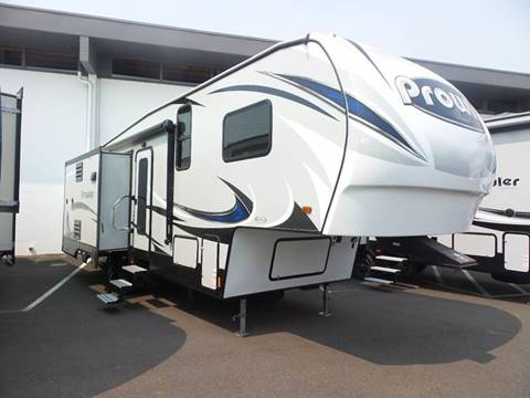 2018 Heartland Prowler 5th Wheel