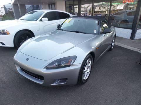 2001 Honda S2000 for sale in Medford, OR