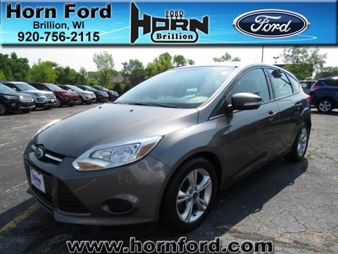 2014 Ford Focus for sale in Brillion, WI