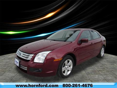 2007 Ford Fusion for sale in Brillion WI