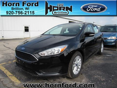 2017 Ford Focus for sale in Brillion, WI