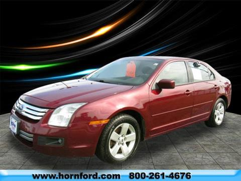 2006 Ford Fusion for sale in Brillion, WI