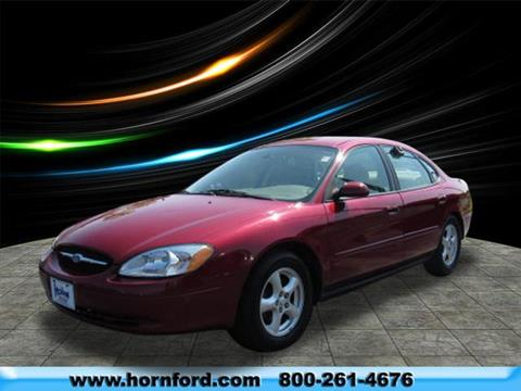 2003 Ford Taurus for sale in Brillion, WI