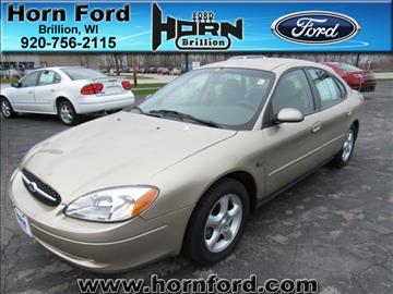 2000 Ford Taurus for sale in Brillion, WI