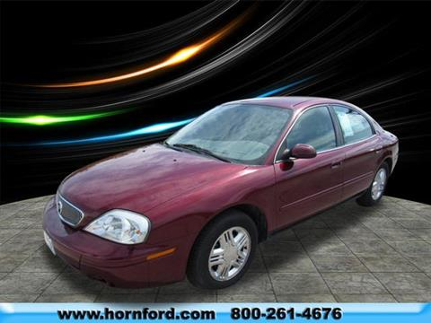 2004 Mercury Sable for sale in Brillion WI