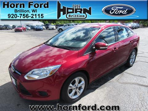 2013 Ford Focus for sale in Brillion WI