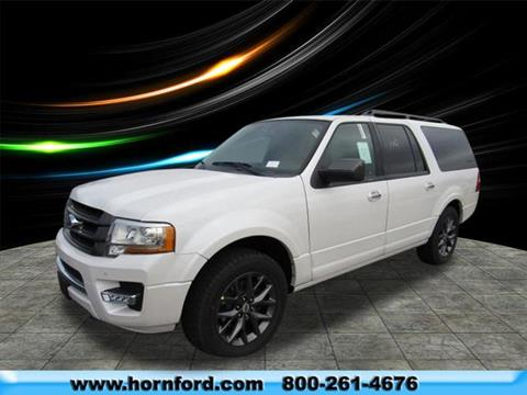2017 Ford Expedition EL for sale in Brillion WI