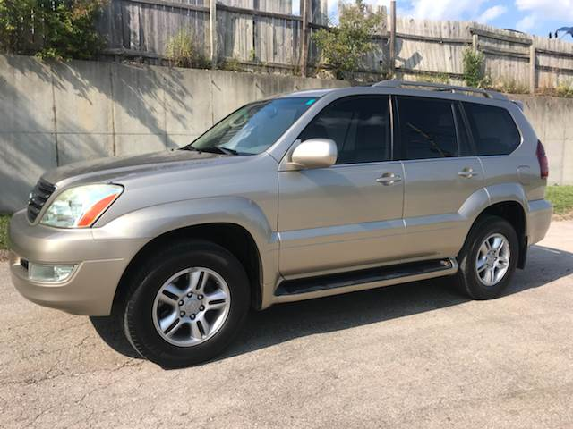 2005 Lexus GX 470 For Sale At Gilkey Motors In Kansas City MO