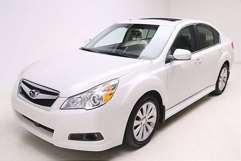 2011 Subaru Legacy for sale in Painesville, OH