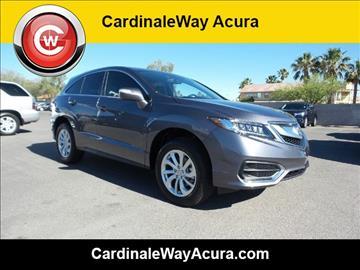 2017 Acura RDX for sale in Las Vegas, NV