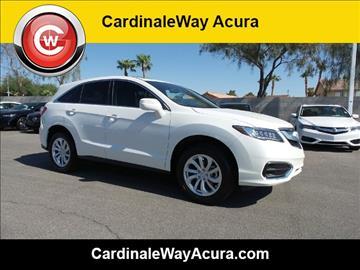 2018 Acura RDX for sale in Las Vegas, NV