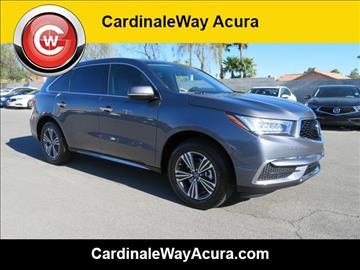 2017 Acura MDX for sale in Las Vegas, NV