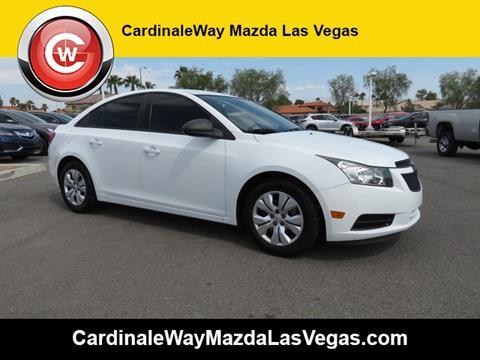2013 Chevrolet Cruze for sale in Las Vegas, NV