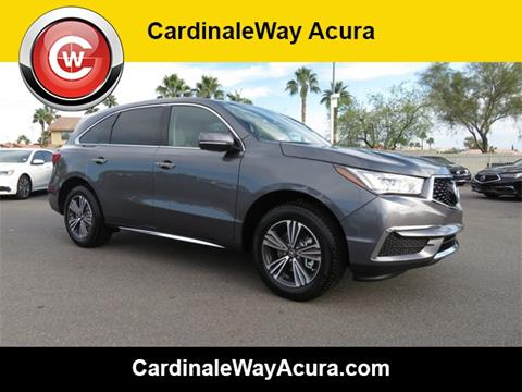 2018 Acura MDX for sale in Las Vegas, NV